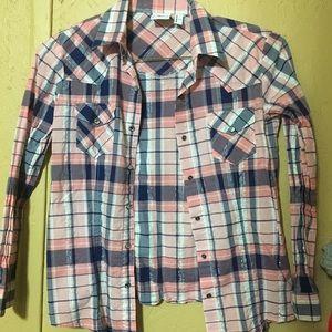 Cruel girls Western shirt